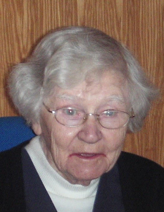 Sr. Colette Ellis 1917 to 2017